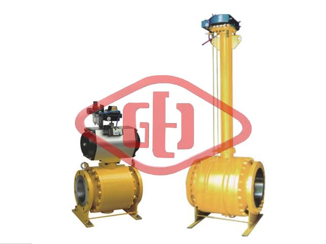 Full Forged Ball Valve