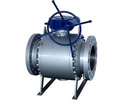 Forged Steel Anti-sulphuric Ball Valve